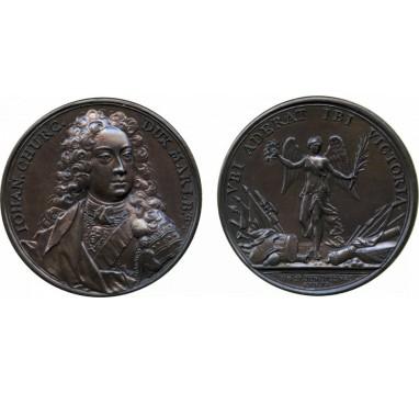 1722 год. Смерть Джона Черчелля.