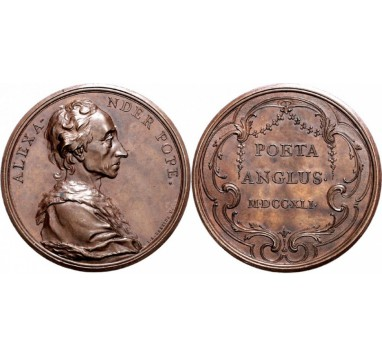 1741 год. Александр Поуп