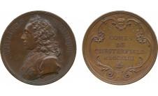 1743 год. Граф Честерфилд