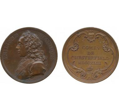 6. 1743 год. Граф Честерфилд