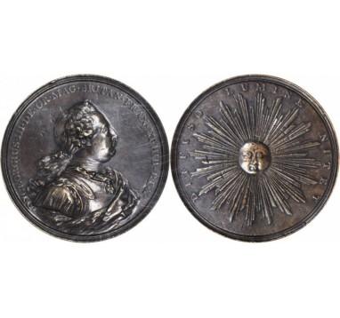 Георг III. Медаль без даты.