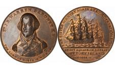 1798 год. Битва за остров Тори.