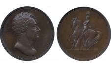 1821 год. Коронация Георга IV.