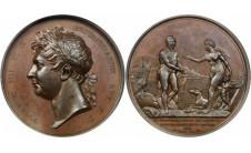 1821 год. Визит Георга IV в Ирландию.