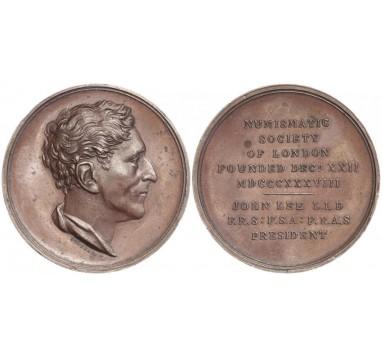 1838 год. Джон  Ли.
