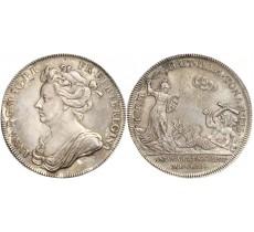Медали 1702-1760г.
