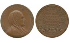 1901 год. Смерть миссис Ф.К. Хус.