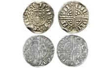 1249-1253г.г. Генри III. Лот из двух пенни
