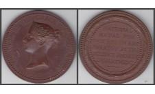 1856 г. (1882г.). Медаль за успехи в искусстве.