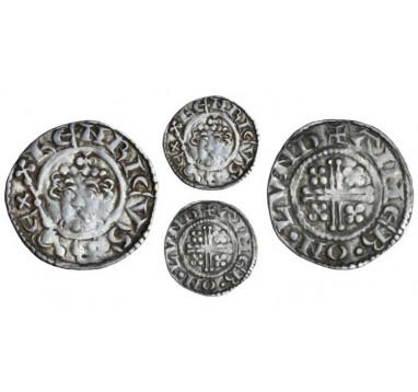 1180-1189. Генри II. пенни