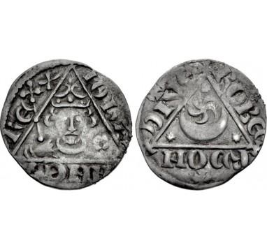 1199-1254г.г. Ирландия.  Лот пении