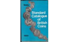 Каталог британских монет 1969г.