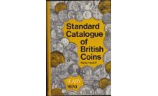 Каталог британских монет 1970 года