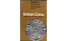 Каталог британских монет 1972г.