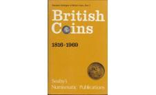 Британские монеты 1816-1969г.г.