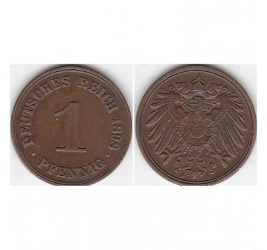 1898г. Германия. Пфенинг